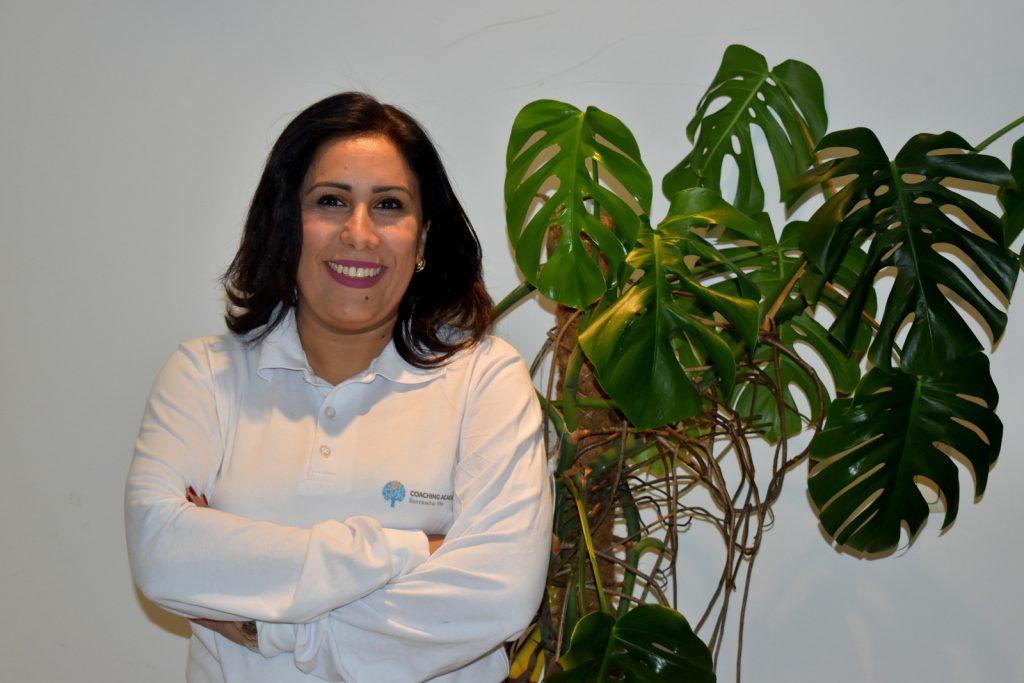 Mongia Argoubi Coach Professionnel ICF, formatrice en PNL et co-fondatrice de Coaching Academy
